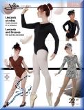 Schnittmuster für Eiskunstlauf- und Gymnastiktrikots