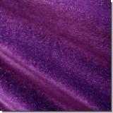Samt Purple mit Glitzer - bi-elastisch