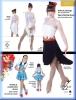 Schnittmuster für Tanz- und Freestylekleider