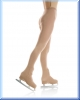 Wärmende Mondor-Eiskunstlauf-Strumpfhose Over-the-Boot