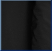 Stretch-Fleece, schwarz - bi-elastisch