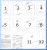 Kürkleider Download-Schnittmuster Gr. 116 - 158
