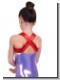 Schnittmuster für ärmellose Trikots mit gekreuztem Rücken